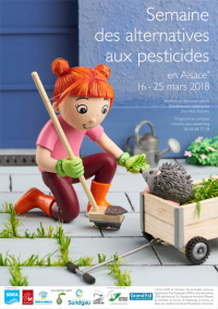 Semaine des alternatives aux pesticides 2018